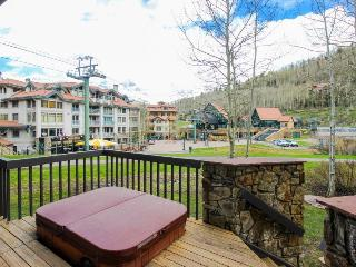 Ski-in/out condo w/hot tub & in-home steam room/sauna!, Telluride