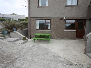 The Flat, Cunningair - Wardbay Self Catering, Kirkwall