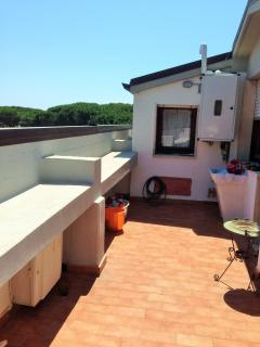 S terrace
