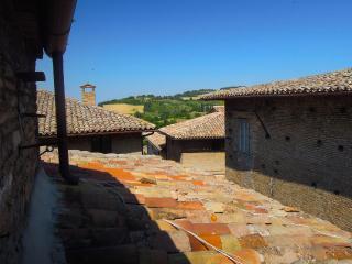 Attic room in the heart of Urbino