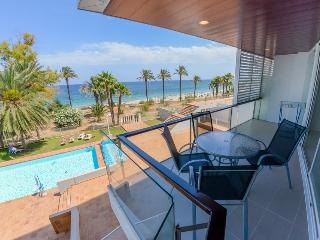 BOSSA FRONTLINE 2  6PAX POOL, Playa d'en Bossa