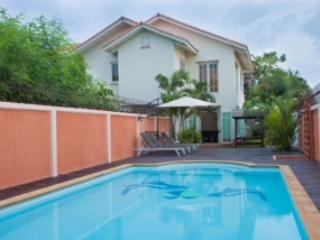 Villa Seaboard with private pool, Jomtien Beach