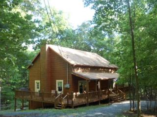 Welcome to Three Bears Lodge, Ellijay
