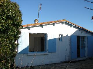 maison typique de l ile de ré, La Flotte