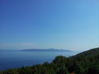 Casa relax con spettacolare vista mare e montagna, Moscenicka Draga