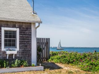 LEHNP - Beach Front East Chop Cottage,  Spectacular Views,  Perfect Getaway Cottage for two, Oak Bluffs