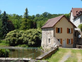 Le Moulin Du Retour, Le Chalard