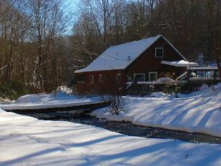 Enjoy The Sound of Rushing Water,& Hot Tub!  PRESIDENTS DAY WEEKEND AVAIL