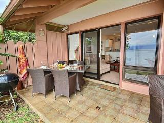 Very Private Ocean Front Townhouse  ROMANTIC, Lahaina