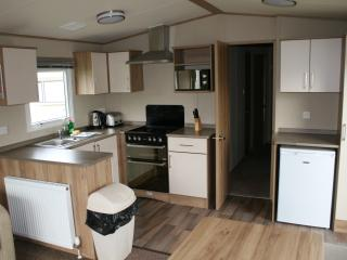 Newquay View Resort - Elite Sunrise 2 Bedroom Holiday Home SR118