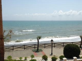 Beach front duplex apartment, Estepona