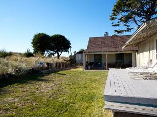 Classic beachfront cottage with sunset views from the dunes