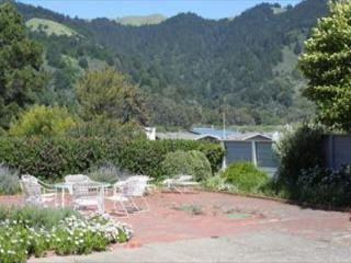Original Oceanfront Home in Seadrift, Stinson Beach