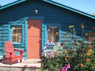 Classic beach cottage just steps from the ocean., Stinson Beach