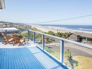 Easy Beach Access with Incredible Ocean Views in Roads End!, Lincoln City