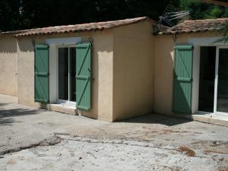 La maison Verte, Pegomas