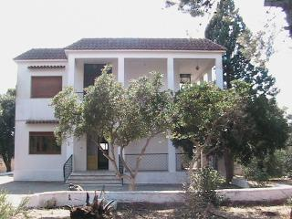 villa tre petre, Gallipoli