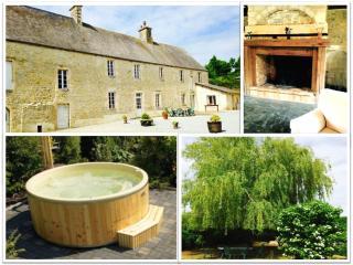 La maison du saule - Gîte de charme - Spa - 10 P, Bayeux