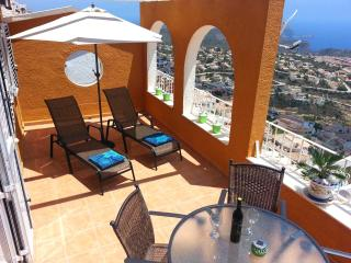 Apartment Vistamar 2 Breathtaking panoramic views, Moraira