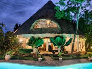 Villa Lalapanzi, Wifi, Free Bike! Private Pool,, Diani Beach