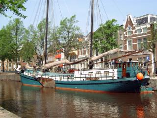 Clipper Pelikaan in Centrum Groningen