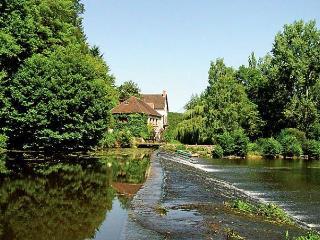 Le Moulin de Segere, Le Blanc