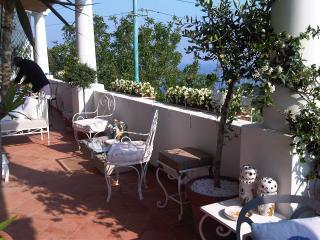 meraviglioso appartamento vista mare in Capri