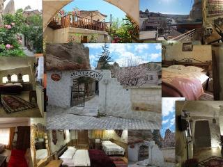 Anatolia cave hotel  fairychimney room