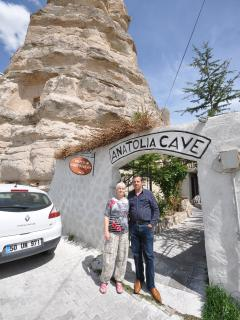 Welcome to Anatolia cave pension