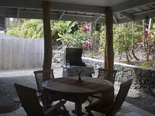 Romantic Aloha Ohia Hale w/ Hot Tub!