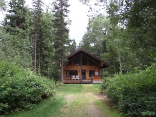 Glacier Wilderness Resort Cabin # 3, West Glacier