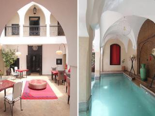 Riad ALAMANDA, Marrakesh