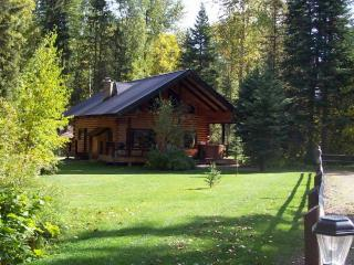 Cabin 6 - Glacier Wilderness Resort, West Glacier