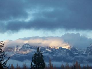Cabin 10 - Glacier Wilderness Resort