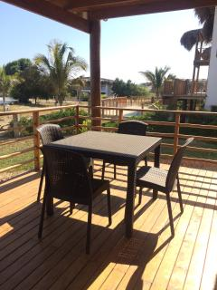 Our fully furnished and comfortable decks, take 2