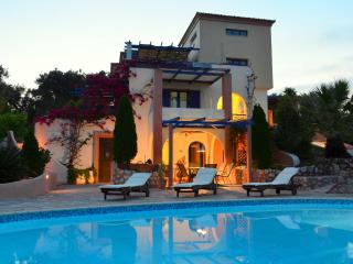 Sea View Villa Aerides in Vigles of Skiathos