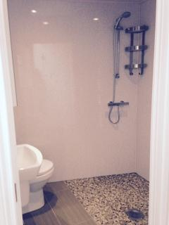New Wet Room on Ground Floor