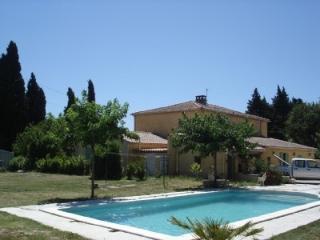 Villa avec piscine, Carpentras