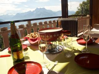 Apartment in Leysin, Swiss Alps