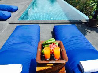 luxury sea view villa Philippa + free car, Surat Thani
