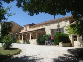 LA Palombe - 17th Century Farmhouse, Montaut