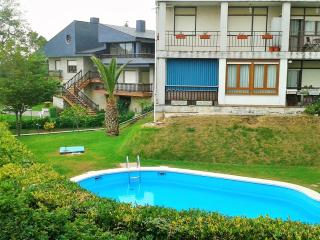 Mogro: Apartamento.Terraza, piscina,garaje.