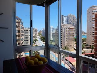 Atlantico sea view, 10 m from the beach Calpe