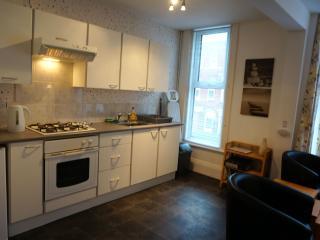 Openpen plan kitchen area
