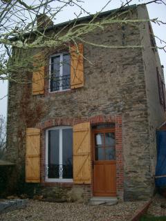 Route de George Sands, Oradour sur Glane, pilgrimage of Santiago de Compostella.