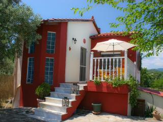Vanna's holiday house in Halkidiki, Ierissos