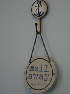 One many nautical accents throughout the house