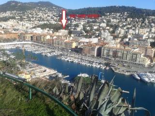 Elegant Flat in Nice Port FREE Parking & Wifi