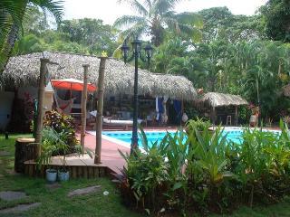 CASITA ALEGRIA maison sytle caraibien independante