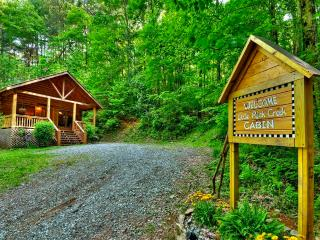 Little Rock Creek Cabin, Cherry Log
